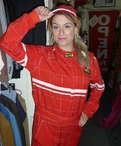 formula one gran prix racing costumes